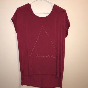 Women's Shirt With Geometrical Design